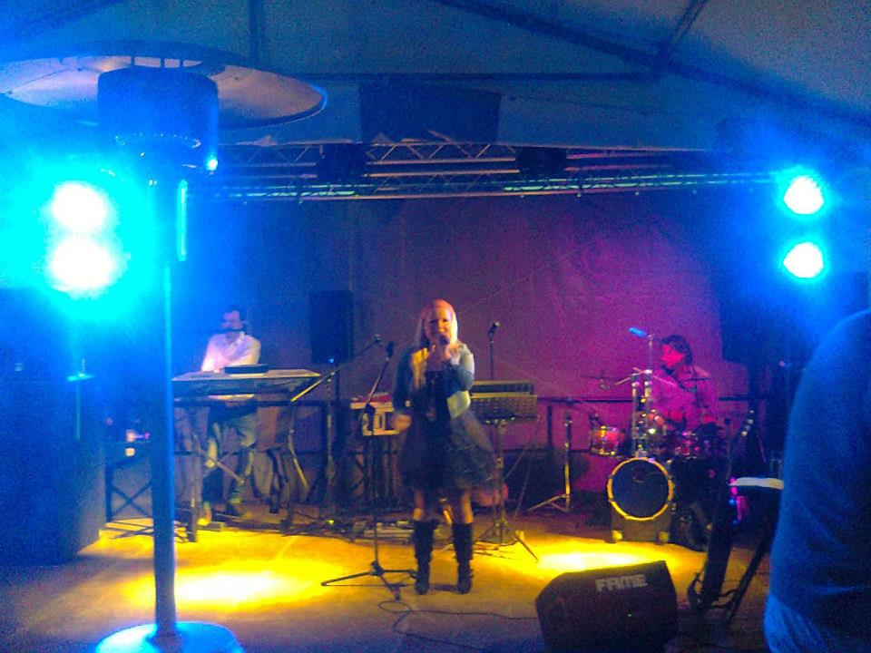 Andrea Hoffmann LIVE mit Band